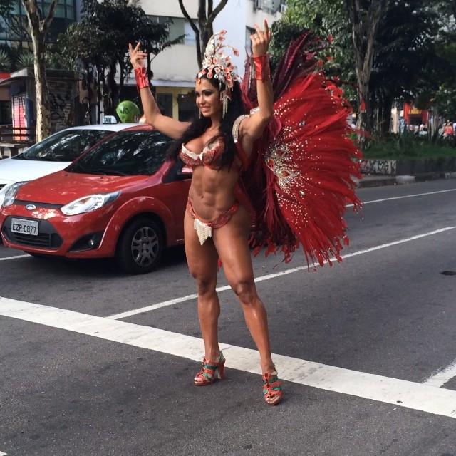 Gracyanne Barbosa graoficial