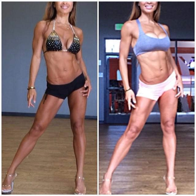 Geri Berger fitnessbear007