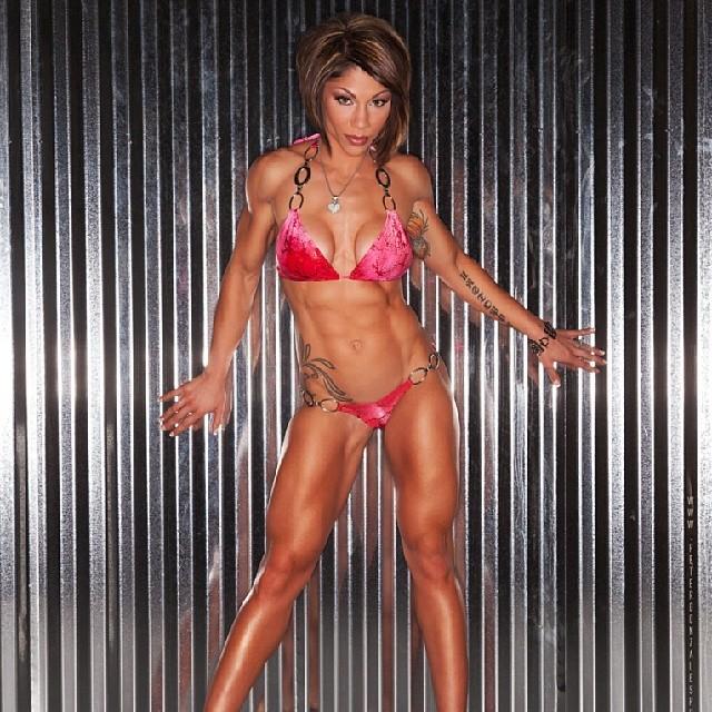 Jessica Rinaldi Donathan musclemuffins