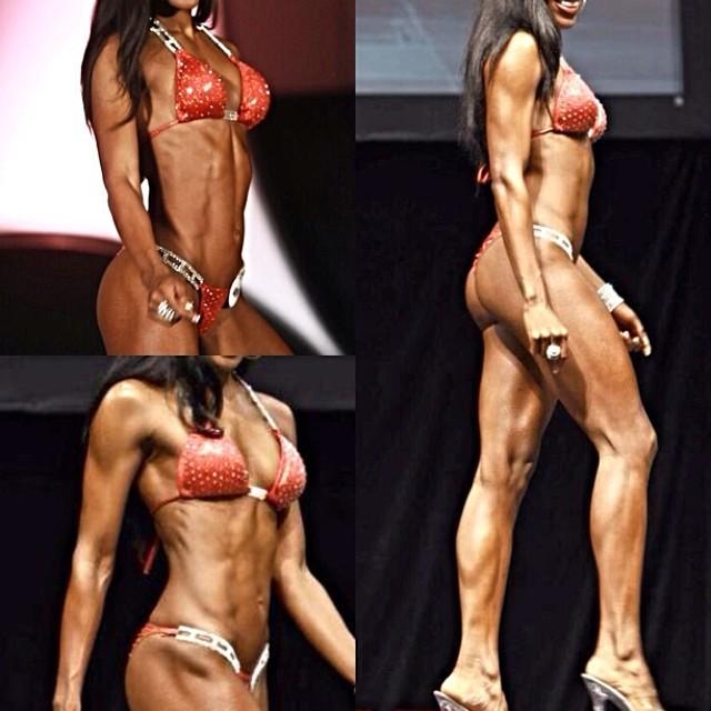 Cecile Palacios Ifbb Pro lady_cecile