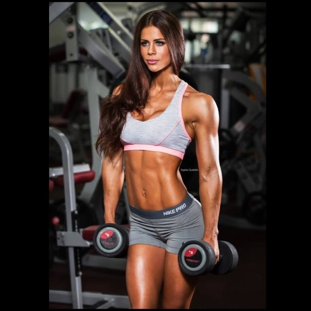 Sophie Guidolin a_fitness_models_diary_