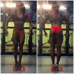 IFBB Figure Pro Sheila Forjuoh Thumbnail