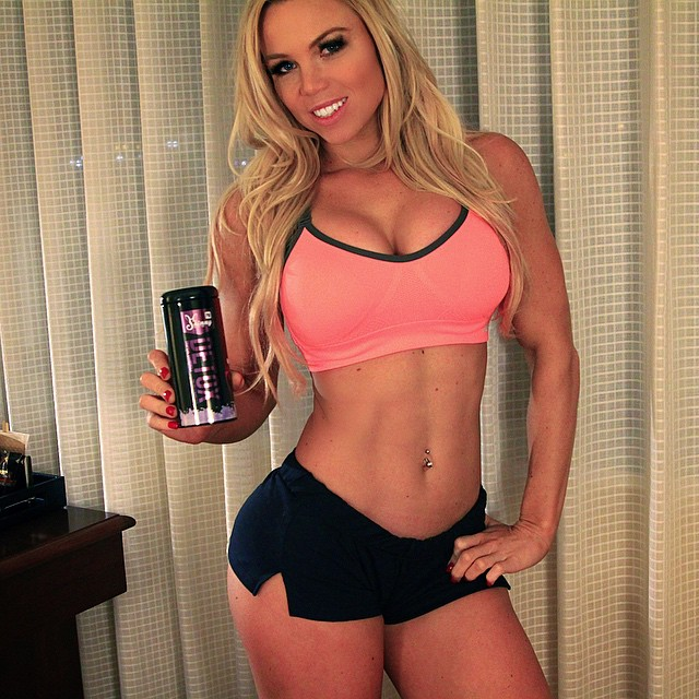 Lauren Drain Kagan laurendrainfit