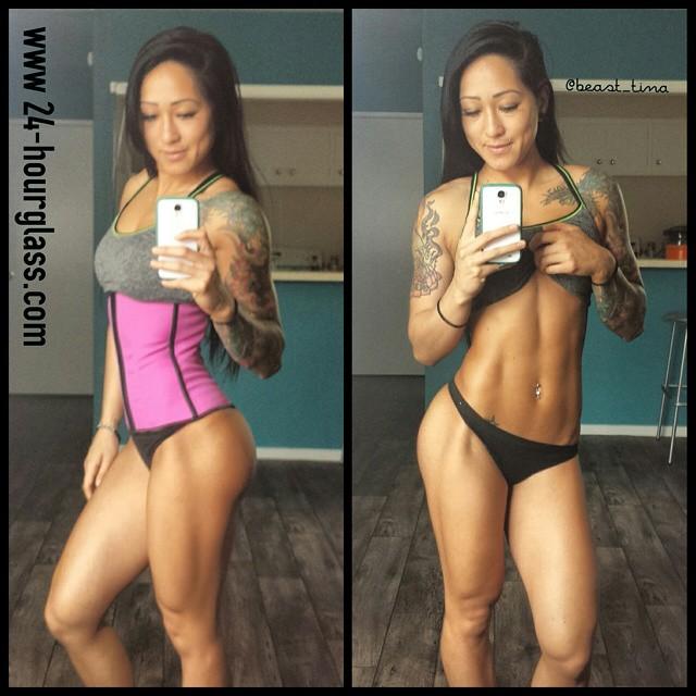 NPC Bikini Tina Truong beast_tina