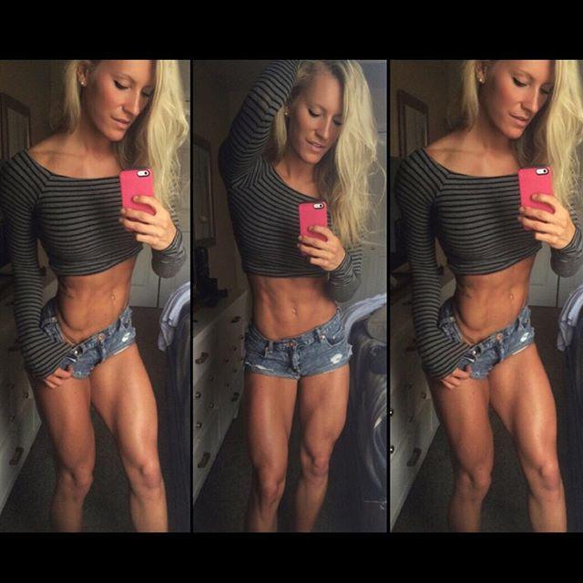 Rebekah Willich Ifbb Pro rebekahlea_fitness