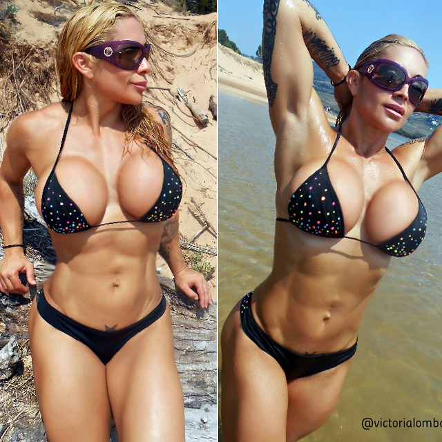 victoria lomba only account   the fitness girlz