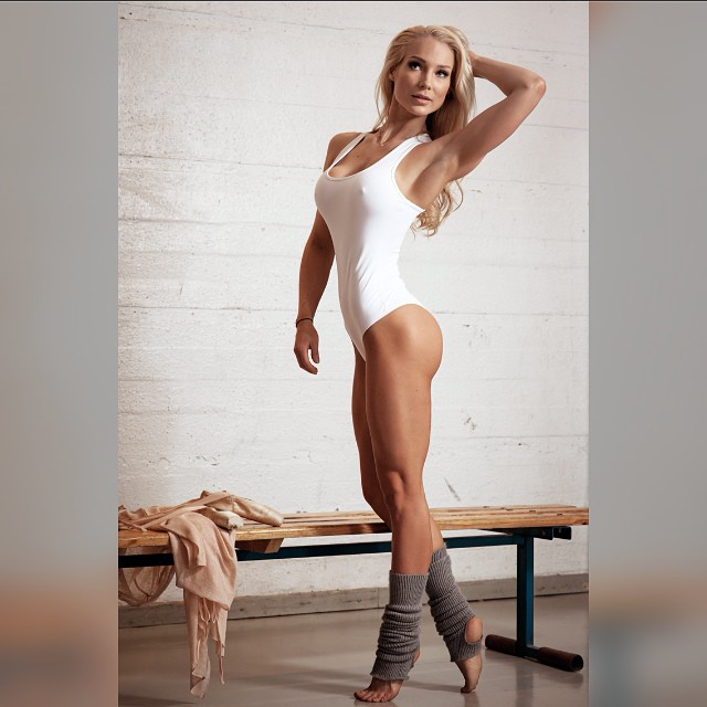 Sexy Fitness Models Girls