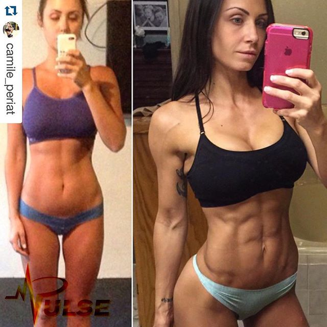 female fitness models steroids