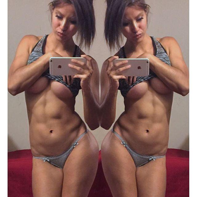 gym nude