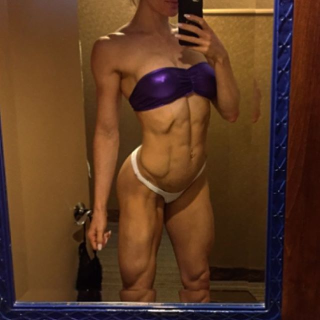 Samantha Skolkin - xxsamanthafit - The Fitness Girlz