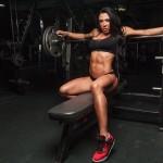 IFBB Pro Kristy Cisneroz Thumbnail
