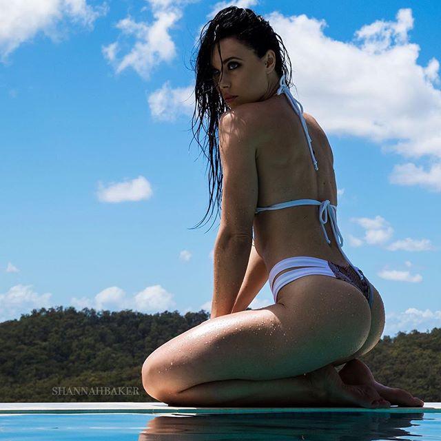 Ms Bikini America 2014  shannahbaker