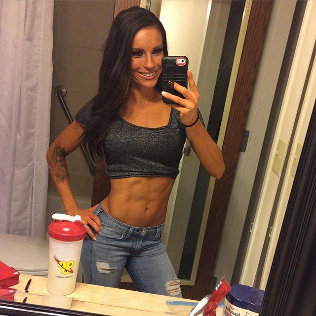 Kristina Olson fitnessko