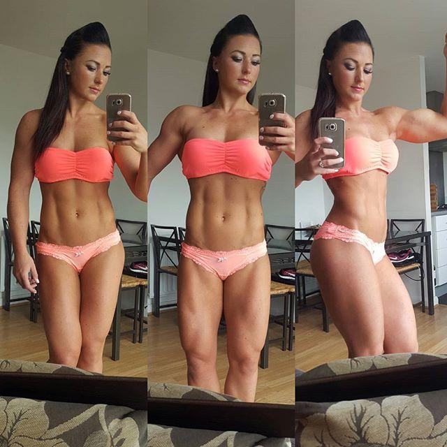 Laura Leeson madge lauraleeson_wbffpro