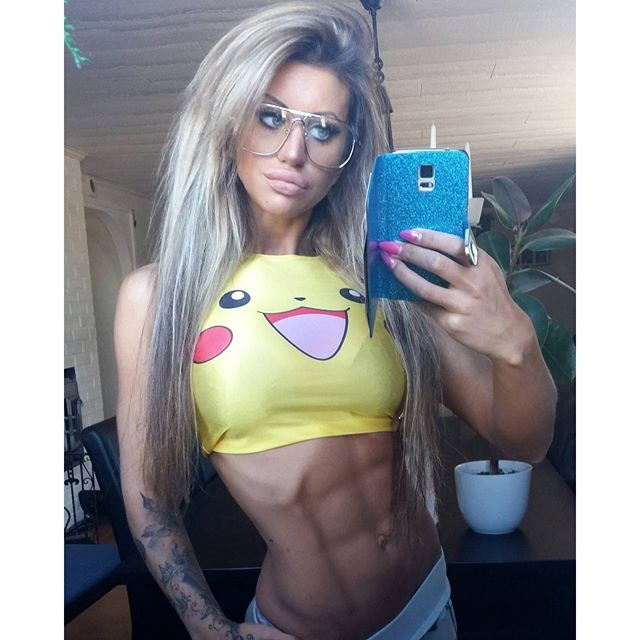 Sandra Reiche 6packsandra