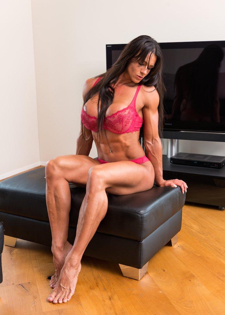 Cindy Landolt The Fitness Girlz