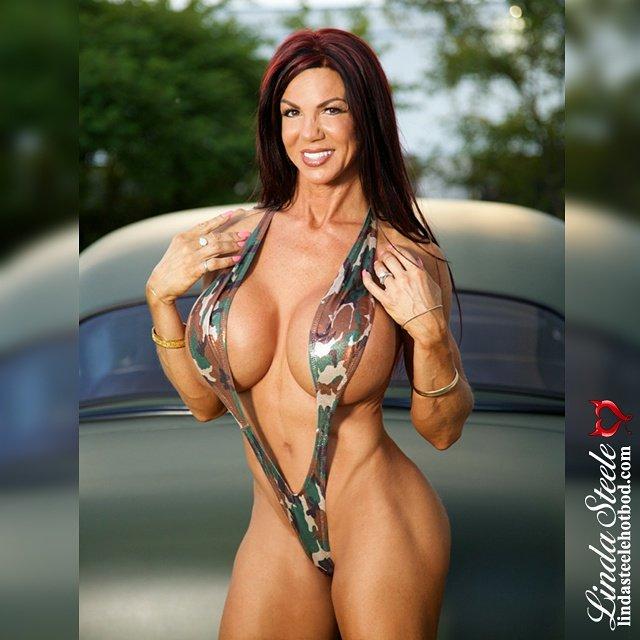 Linda Steele - The Fitness Girlz-5067