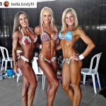 Diana Salamon IFBB Bikini Pro Thumbnail