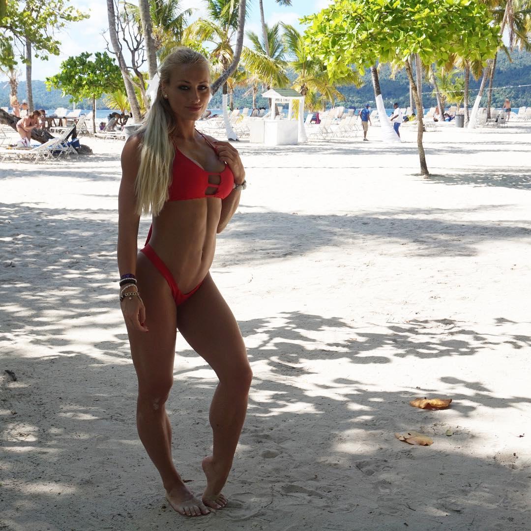 Diana Salamon IFBB Bikini Pro