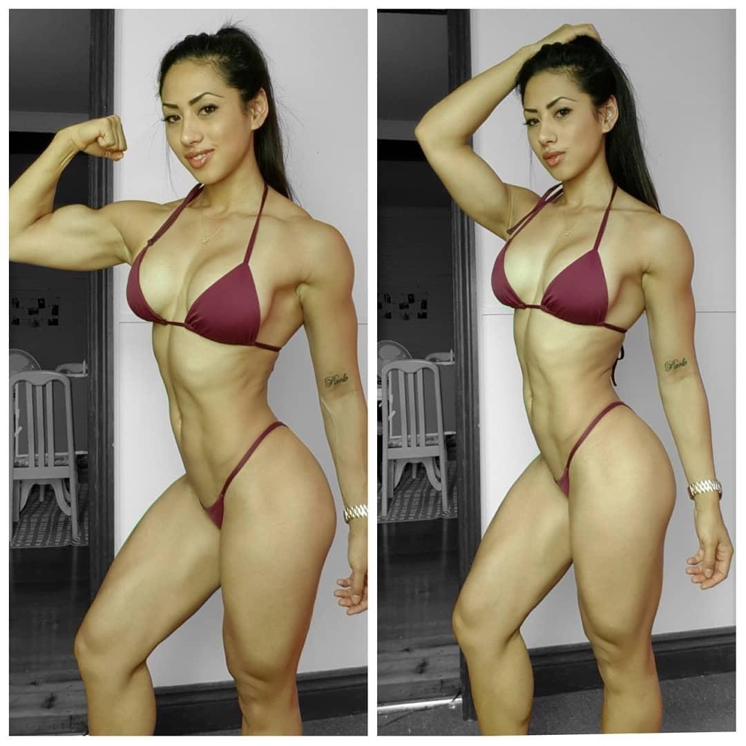 Bec Giuliani WBFF Pro - bec_giuliani - The Fitness Girlz