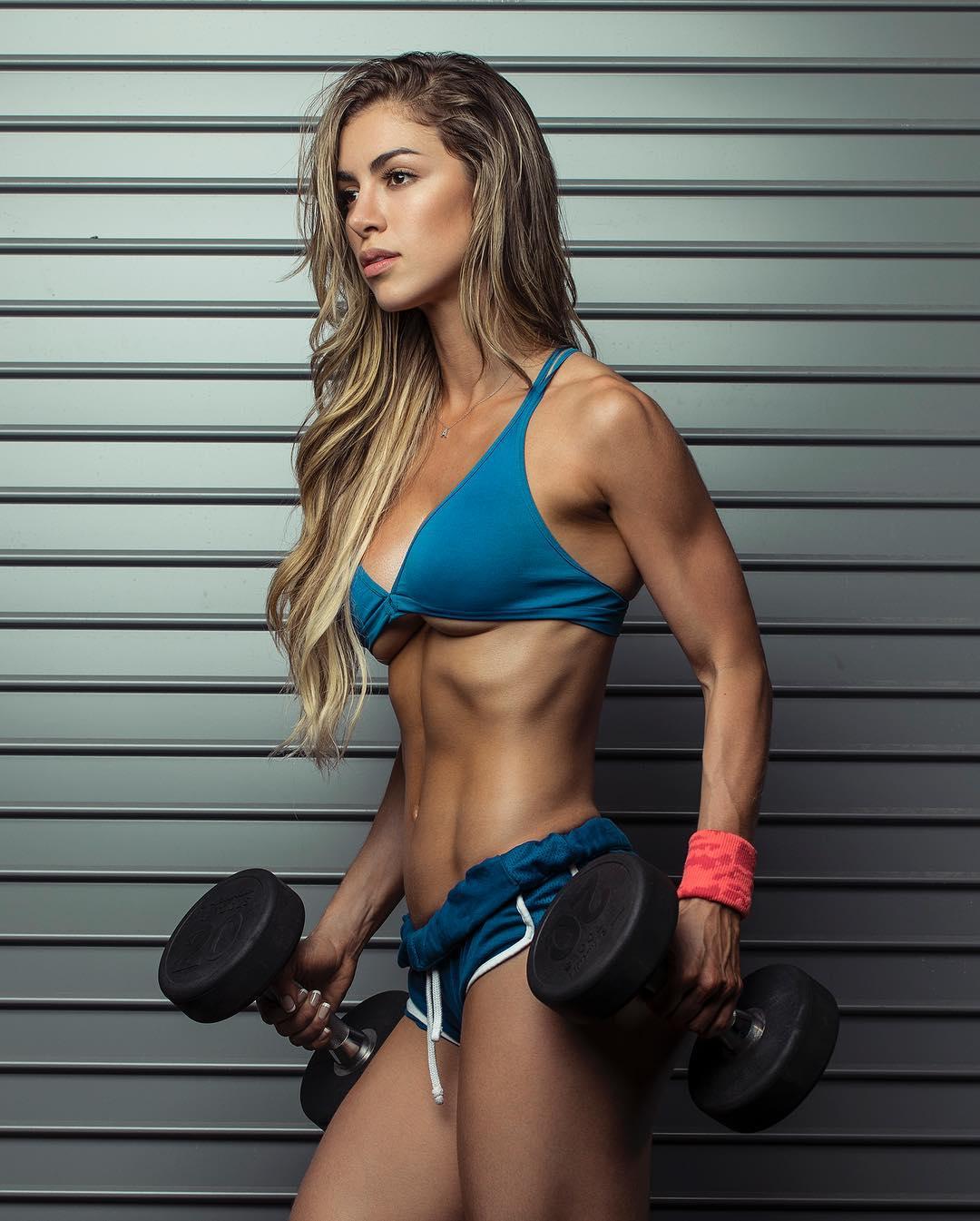 Anllela Sagra - anllela_sagra - The Fitness Girlz