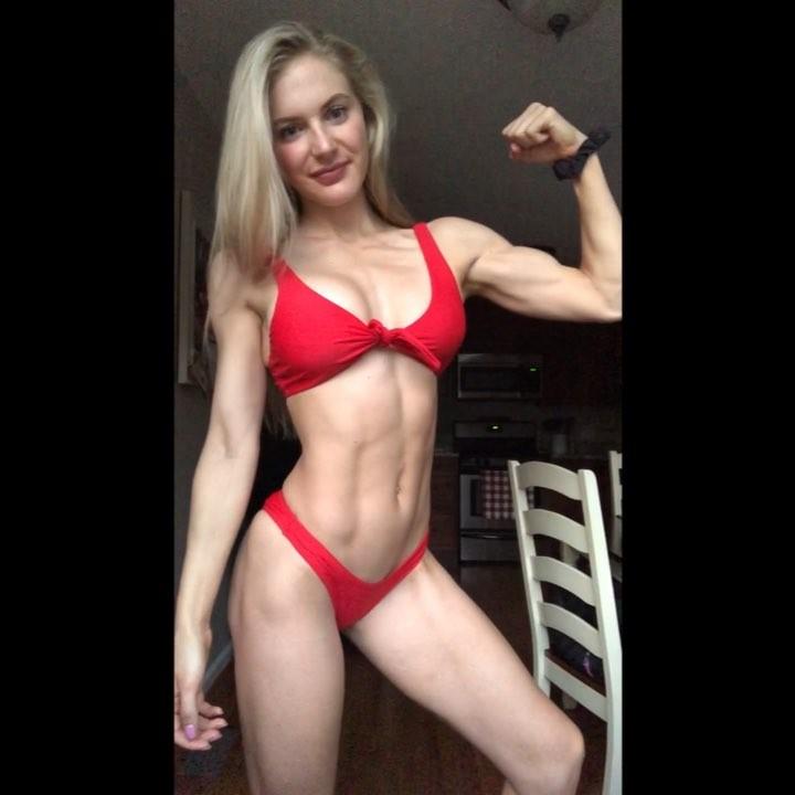 Katie Kerner IFBB Bikini Pro