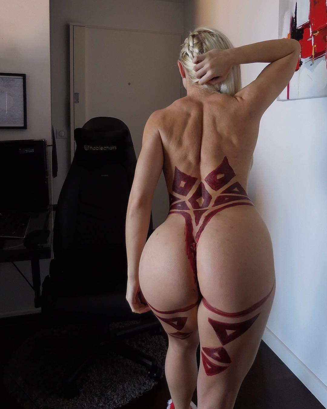 Hailey harber nude